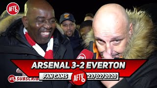 Arsenal 3-2 Everton | It Was A Brilliant Finish From Nketiah! (Claude)