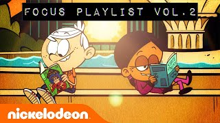 20 Minutes of Relaxing Music for Mindfulness 😎[The Loud House + SpongeBob]