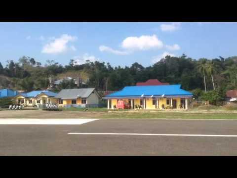 Potret Bandara Bintuni