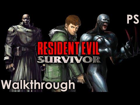 Resident Evil Survivor Walkthrough