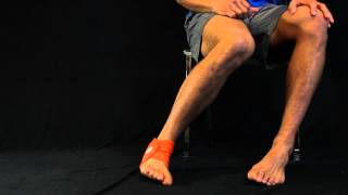 How-To Wrap Your Ankle with Dr. Cool (Small)