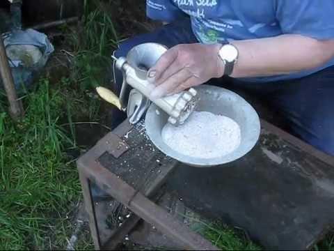 Сырье для пенопласта: переработка, дробилка, утилизация отходов