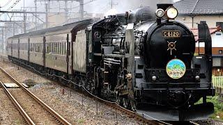 上越線高崎問屋町駅にて、列車通過集/211系、E231系、E233系、485系リゾートやまどり、651系特急あかぎ、C61形蒸気機関車+旧型客車