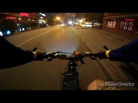 Калининград Велосипед (Вечерний велокёниг - Часть 1) Kaliningrad Bicycle