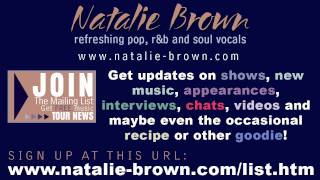 Watch Natalie Brown More Today Than Yesterday video