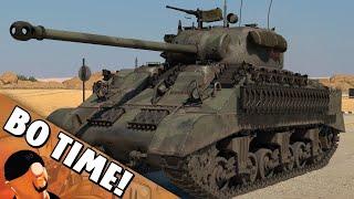 "War Thunder - Sherman Firefly ""Slap a Tiger!"""