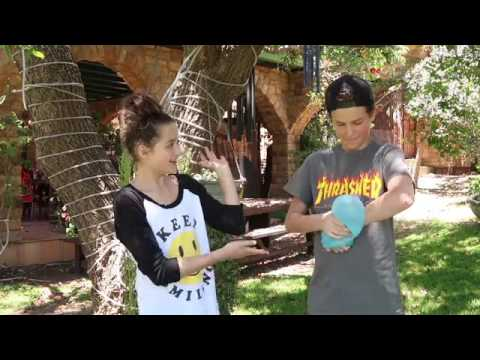 Big Bubble Challenge With Hayden Summerall! |Annie Leblanc