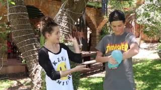 Big bubble challenge with hayden summerall! |Annie Leblanc