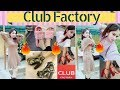 Club Factory Winter Try-On Haul ||Dresses,Shoes & More at Fair Prices?? Online Shopping in India