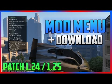 [PS3/1.24/1.25/1.27] GTA 5 Mod Menu + DOWNLOAD - EXTORTION (GTA 5 MODS)