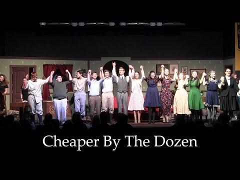 Cheaper By The Dozen // 2017