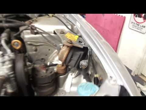 2000 honda accord oil and filter change