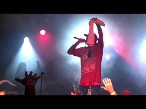 Dirty South & Born On Halloween - Vanilla Ice at the Music Farm Columbia, SC