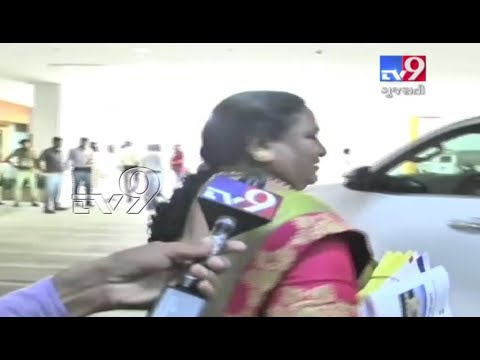 Gujarat MLAs disappointed with Salary hike, avoiding to answer media - Tv9 Gujarati