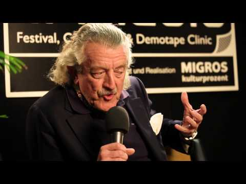 Interview Dieter Meier @ m4music Festival 2013