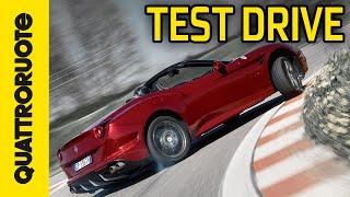 Ferrari California T 2015 Test Drive