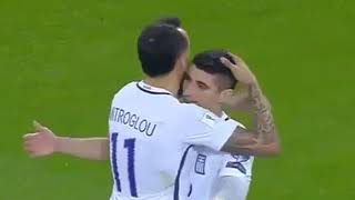 Greece vs Gibraltar 4-0 (GOALS HIGHLIGHTS) FIFA World Cup 2018 Qualification UEFA