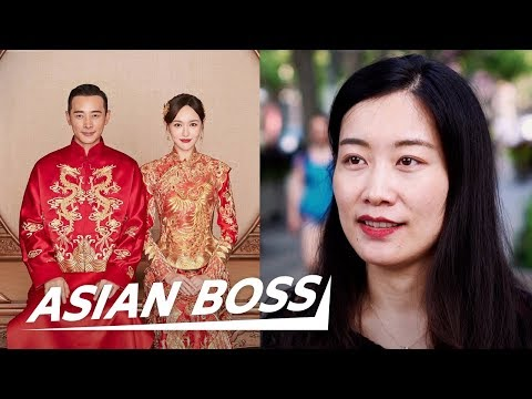 What's The Ideal Age For Women To Get Married In China? [Street Interview] | ASIAN BOSS