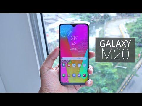 Samsung Galaxy M20 Indonesia - Kok Murah ya? (UNBOXING)