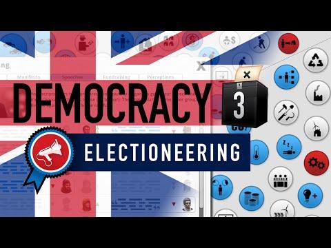 Democracy 3 - Electioneering