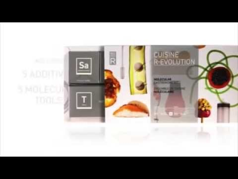 Cuisine R EVOLUTION - YouTube