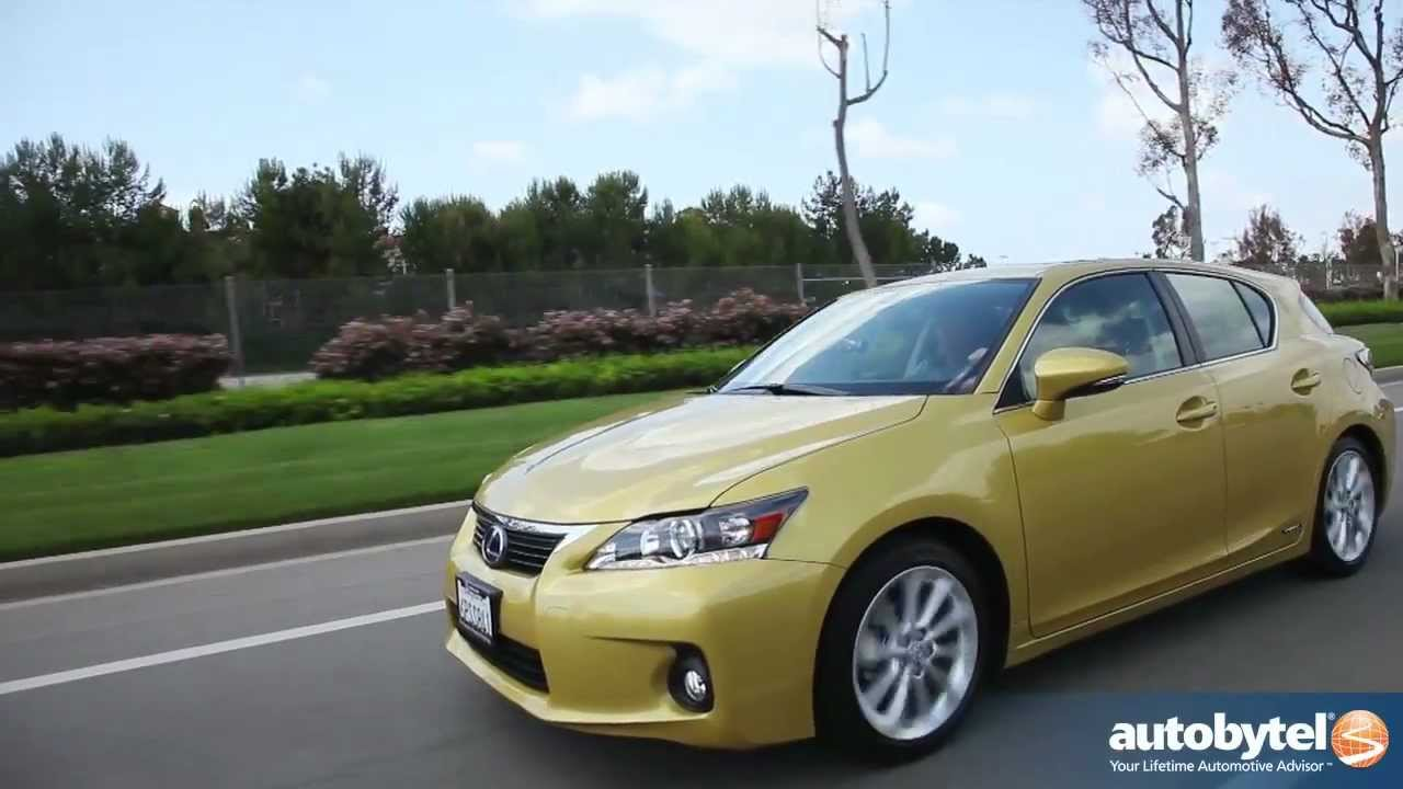 2012 lexus ct 200h video road test luxury hybrid car review youtube. Black Bedroom Furniture Sets. Home Design Ideas