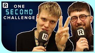 Neck Deep's Ben Barlow vs Matt West - One Second Challenge