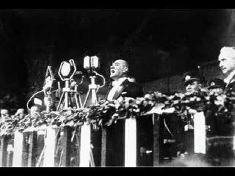 10. Yıl Nutku - Atatürk'ün Kendi Sesinden