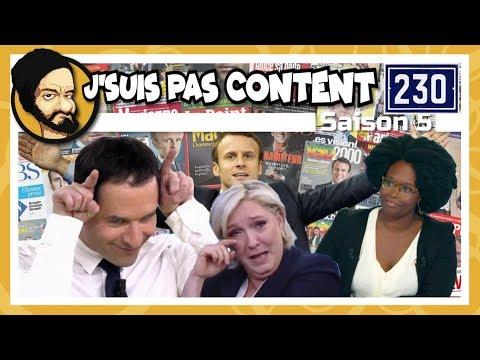 J'SUIS PAS CONTENT ! #230 : Hamon en PLS & Si Bête la muette !