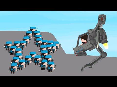 Clone Armies - Gameplay Walkthrough Part 39 (iOS, Android)