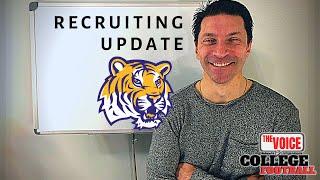 LSU Tigers Recruiting Update