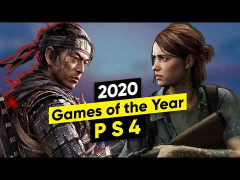 2020 Games of the year ps4