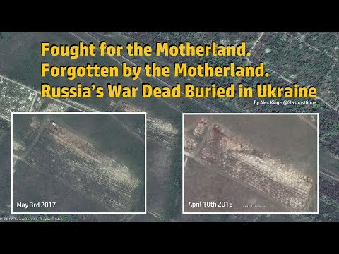 Satellite Images Reveal  Vast Russian Losses in Ukraine