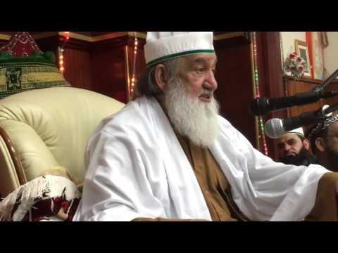 Shaykh ul Alam Hazrat Pir Muhammad Alauddin Siddiqui Sahib (DBA)