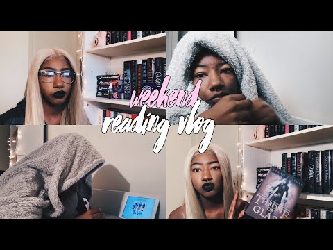‪CRYING ABOUT MY EX + READING THRONE OF GLASS ♡ weekend reading vlog: 005 ‬ Mp3