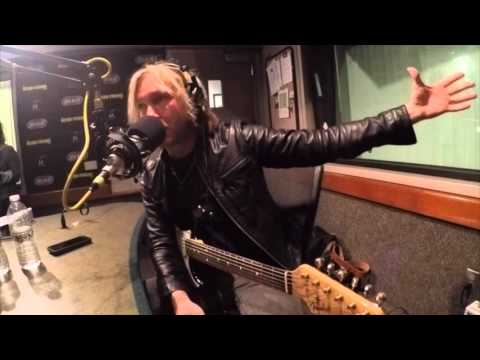 Kenny Wayne Shepherd In-Studio on Jonesy's Jukebox