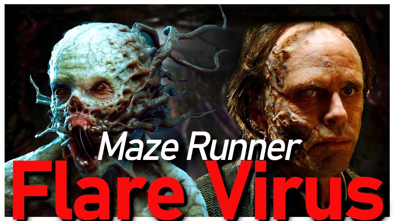 Download The Flare Virus from Maze Runner Explored | How humanity was brought to the brink of Extinction