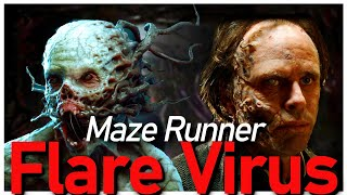 The Flare Virus from Maze Runner Explored | How humanity was brought to the brink of Extinction