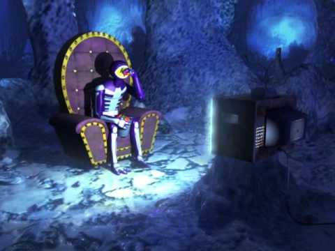 Mr. Skeleton - YouTube