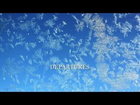 """DEPARTURES(globe)"" Cover"
