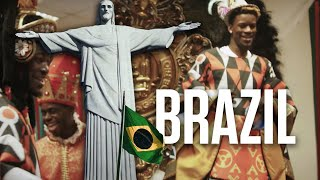 I learned to dance Samba in Brazil | Jimmy Butler Travel Vlog