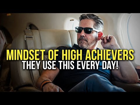 THE MINDSET OF HIGH ACHIEVERS - Powerful Motivational Video for Success