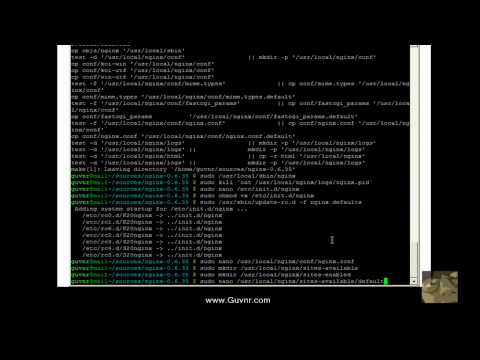 How to Install Nginx (vs Apache & Lighttpd) - VPS BIBLE # 11