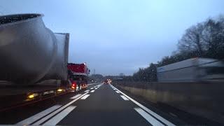 東名阪自動車道(E23):亀山IC → 名古屋西JCT【HD車載動画】