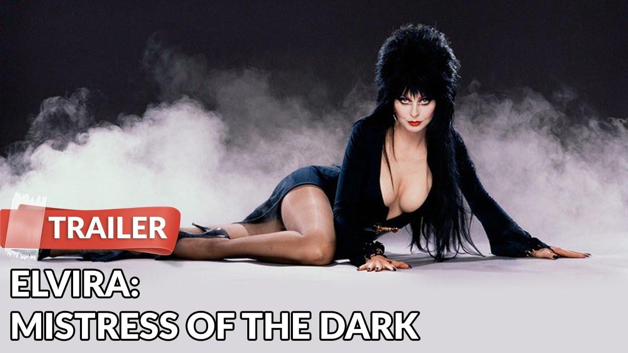 Download Elvira: Mistress of the Dark 1988 Trailer HD | Cassandra Peterson