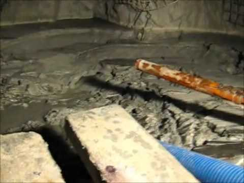 IVAC Underground Mining Sump pumping with our Powerful Industrial Vacuum