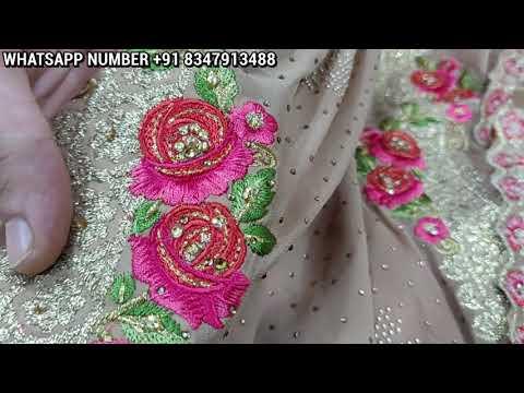 Heavy Suits Online Wholesaler Surat | Long Suits Wholesale | Fashion Hub Wholesale Surat