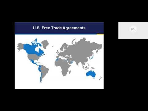 Benefiting From Free Trade Agreements