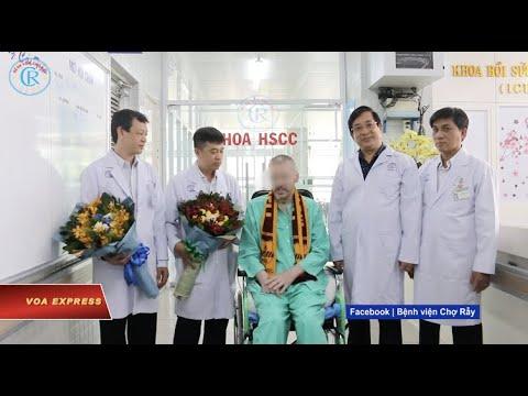 Anh cám ơn Việt Nam cứu công dân Anh nhiễm COVID (VOA)