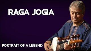 raga jogia amjad ali khan album portrait of a legend amjad ali khan